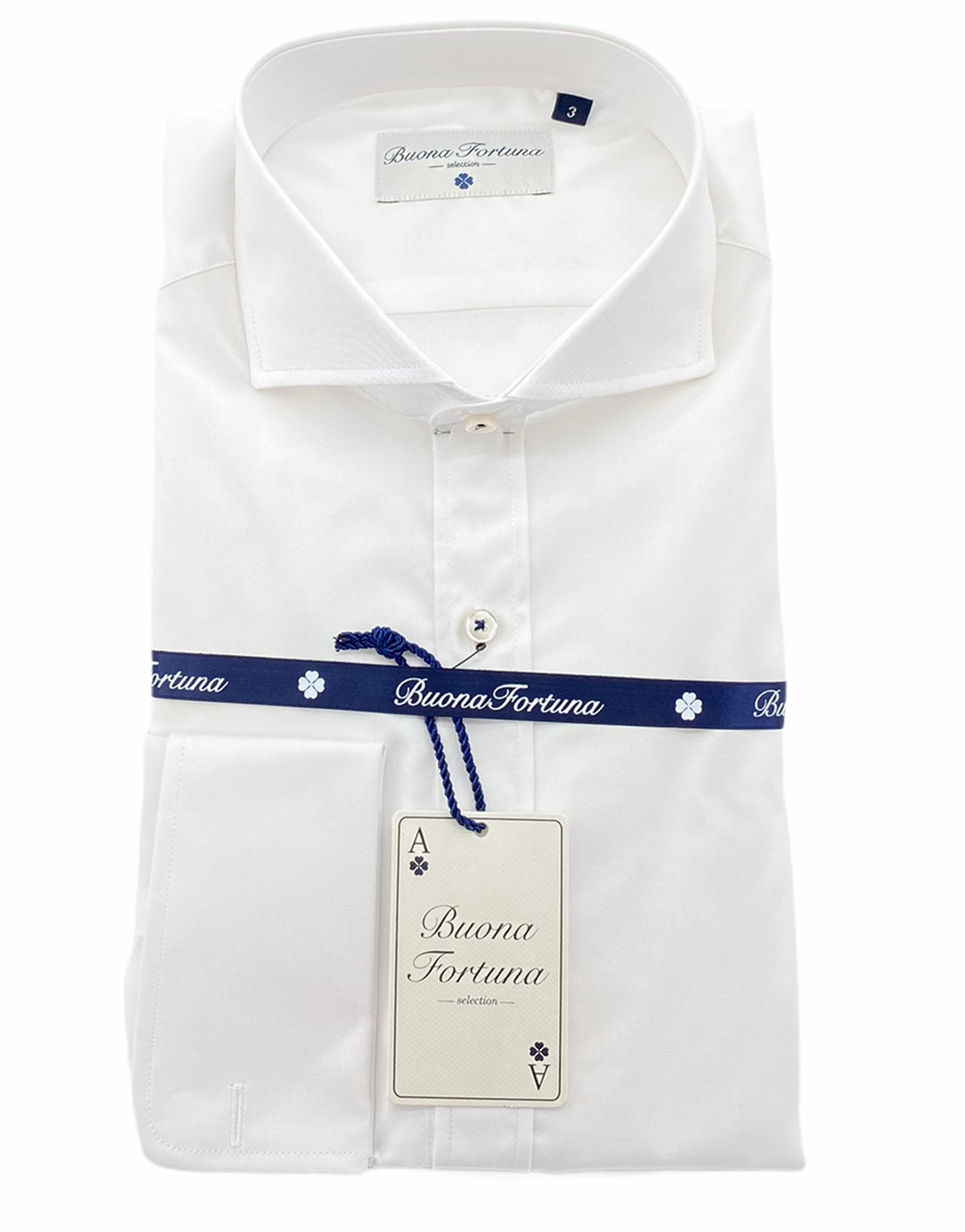 camisas buona fortuna comprar online camisas italianas exlusivas blanca popelin shop