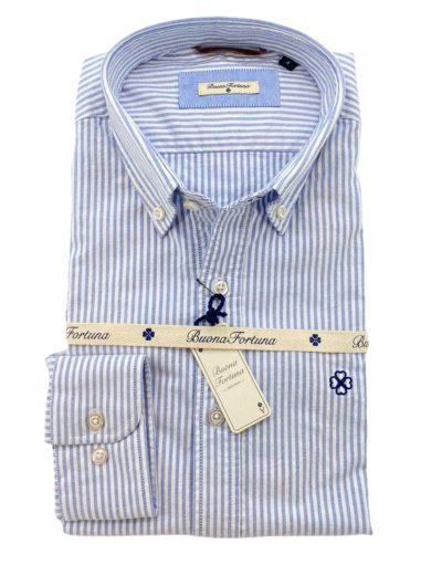 camisas buona fortuna comprar online camisas italianas exlusivas oxford gruesa rayas fina shop