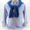 camisas buona fortuna comprar online camisas italianas exlusivas oxford gruesa rayas ancha jersey azul