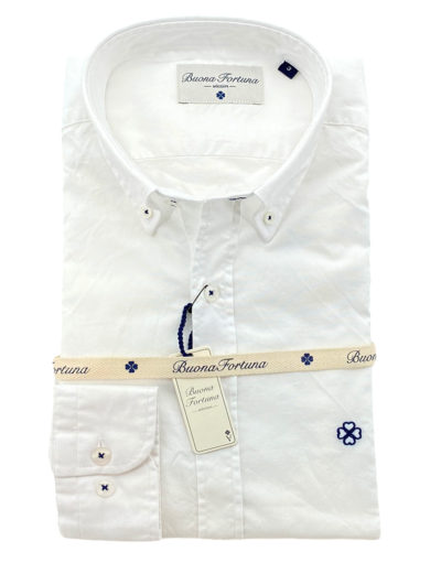 camisas buona fortuna comprar online camisas italianas exlusivas sport blanca shop