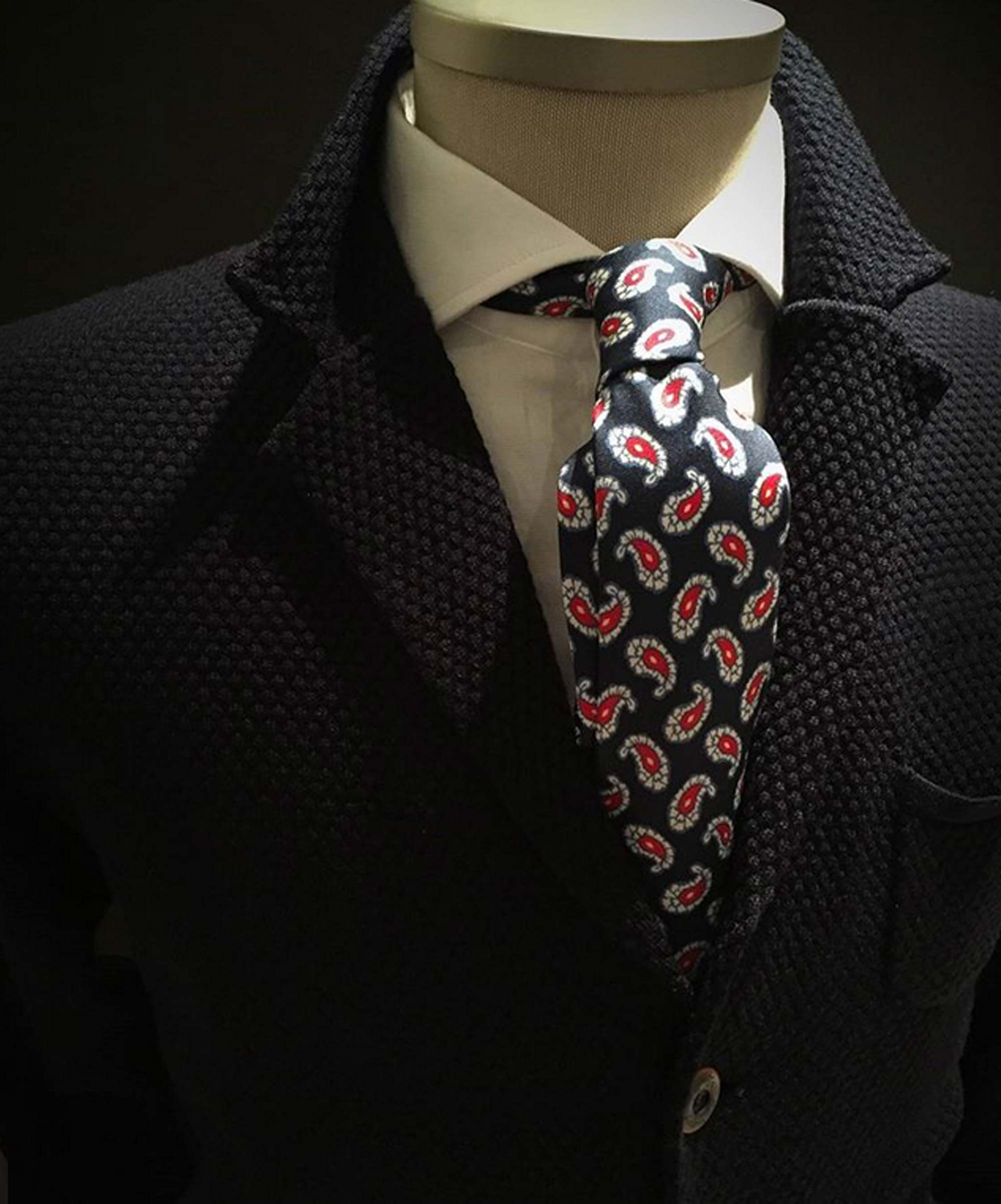 camisas corbatas jerseis pashminas pochettes zapatos exclusivos buona fortuna comprar online moda italiana y made in spain