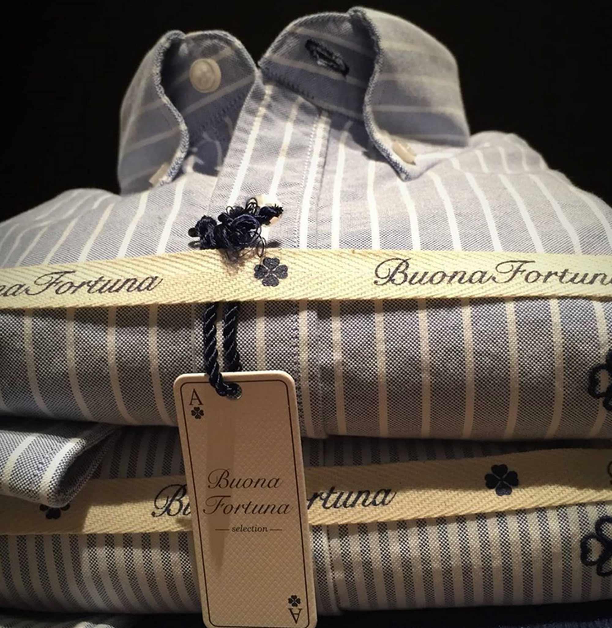 camisas corbatas jerseis pashminas pochettes zapatos exclusivos buona fortuna comprar online moda italiana siete pliegues
