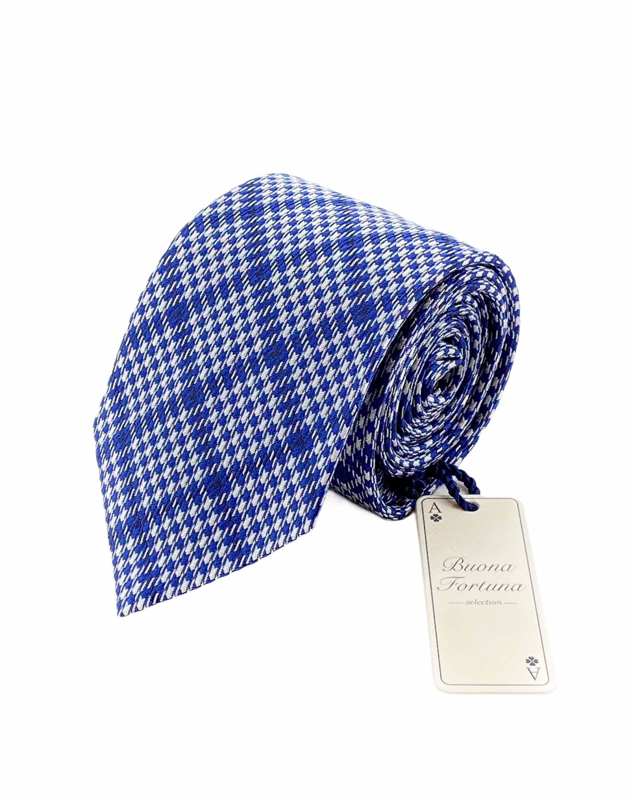 corbata tejida jacquard buona fortuna comprar online corbatas italianas exclusivas shop