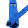 corbata tejida jacquard buona fortuna comprar online corbatas italianas exclusivas shop lisa azul vivo