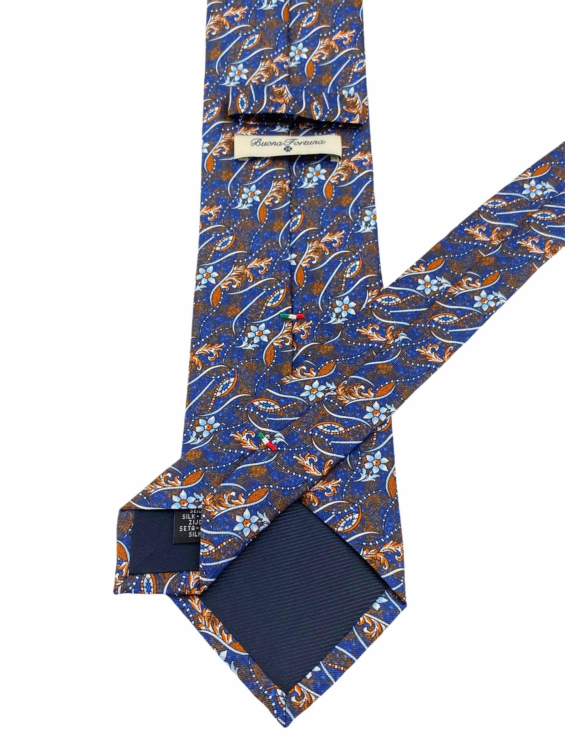 corbata tejida twill buona fortuna comprar online corbatas italianas exclusivas shop estampada