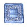 pochettes seda buona fortuna panuelos exclusivos comprar online moda italiana panuelo estampado azul gris hexagonos shop