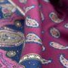 pochettes seda buona fortuna pañuelos exclusivos comprar online moda italiana panuelo estampado burdeos azul shop desplegado