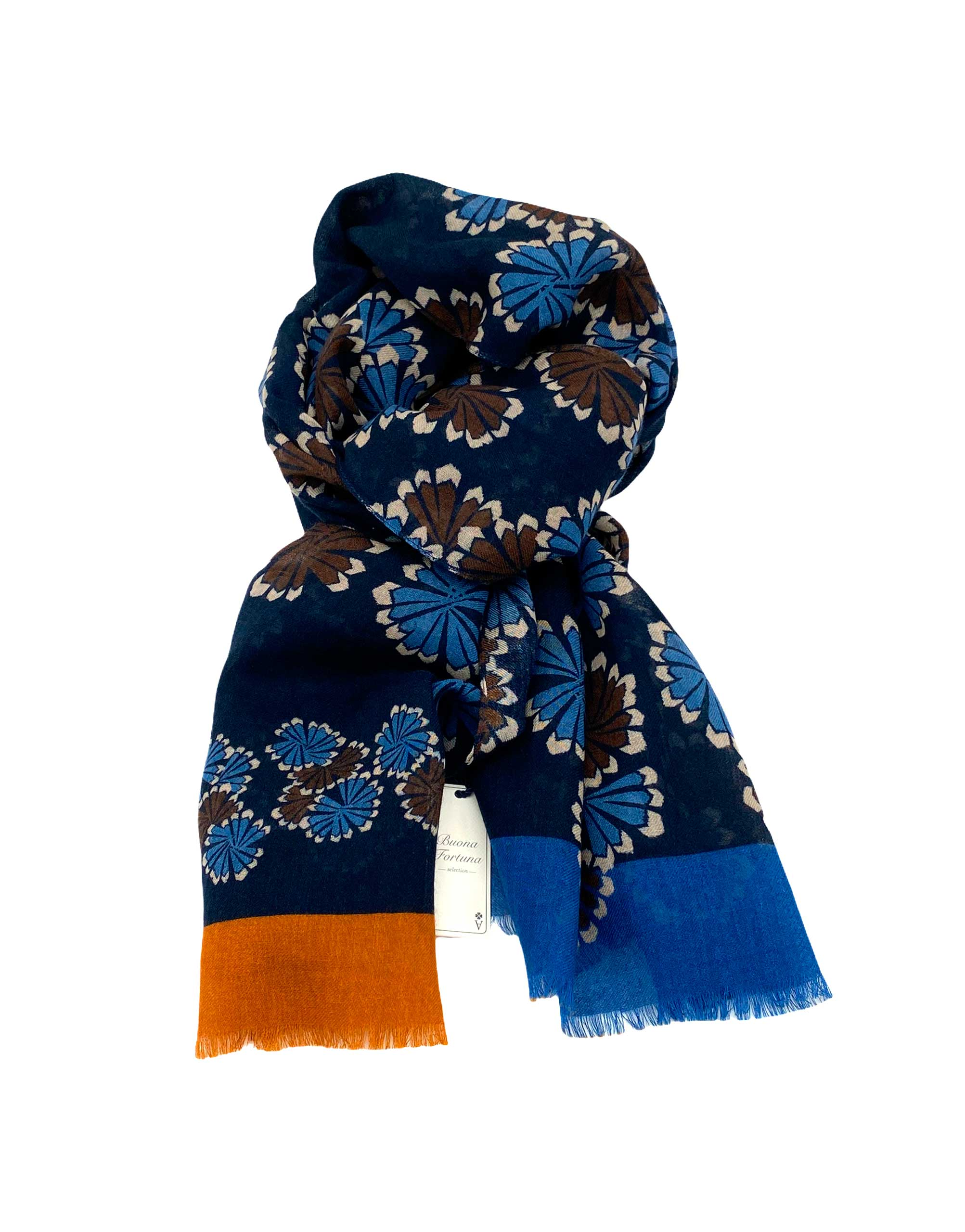 pashmina buona fortuna exclusivas comprar online moda italiana foulards shop marrones azules beiges