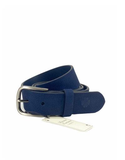 cinturon piel buona fortuna comprar online cinturones exclusivos shop azul