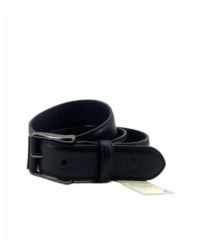 cinturon piel buona fortuna comprar online cinturones exclusivos shop negro