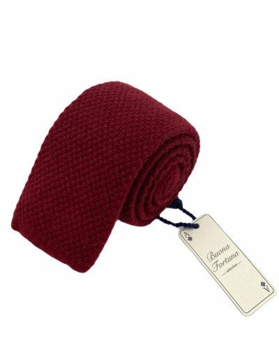 corbata punto cashmere buona fortuna comprar online corbatas italianas exclusivas shop color rubi