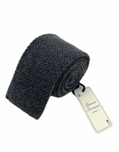 corbata punto cashmere buona fortuna comprar online corbatas italianas exclusivas shop gris