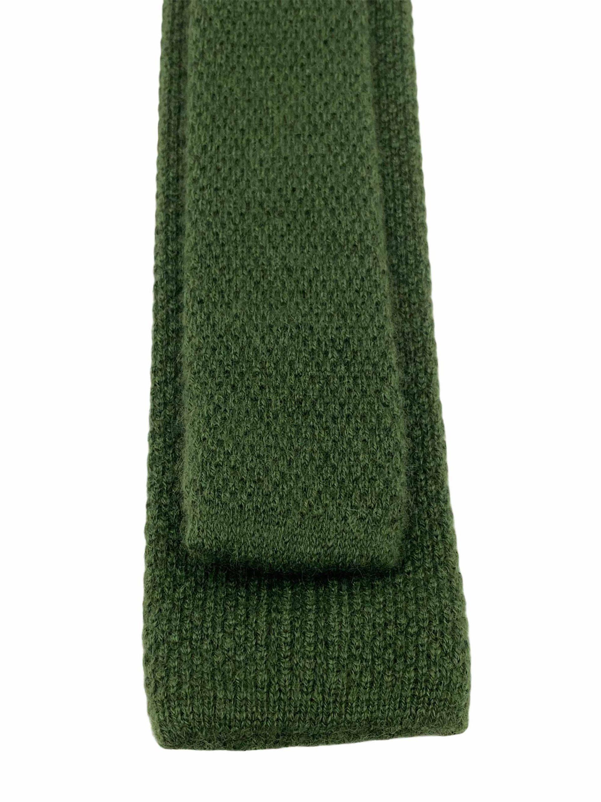 corbata punto cashmere buona fortuna comprar online corbatas italianas exclusivas shop verde hunt
