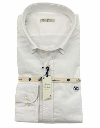 camisas buona fortuna comprar online camisas italianas exlusivas oxford azul celeste