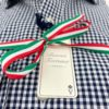 camisas buona fortuna comprar online camisas italianas exlusivas vichy marino y blanco